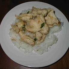 Stir-Fry Chicken with Lemon Grass (Ga Xao Xa)