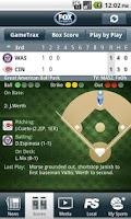Screenshot of FOX Sports Mobile
