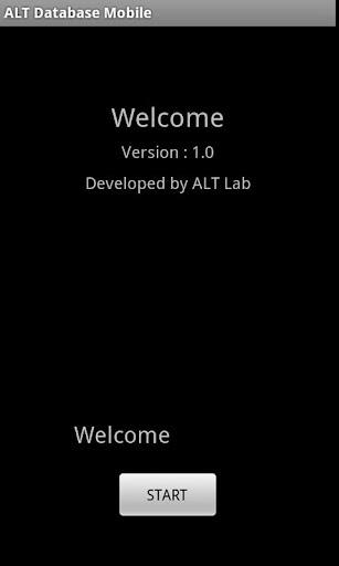 ALT-DB Mobile