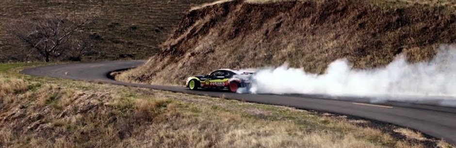 This Tuerck'd Drift Video Is Insanely Cool (Video)