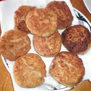 Halibut Fish Cakes Recipes