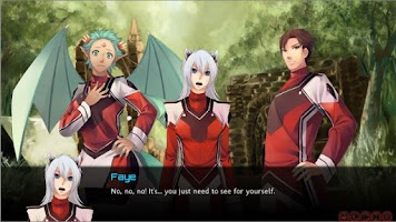 Screenshot of Rising Angels: Reborn