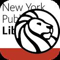 NYPL Fundraiser App icon