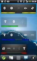 Screenshot of Power Widget lite