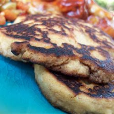 Ranch Barbecue Pancakes