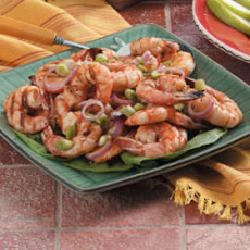 Grilled Seasoned Shrimp