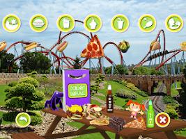 Screenshot of Kids Meal Maker FREE