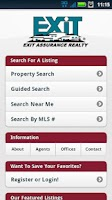 Screenshot of EXIT Assurance Realty