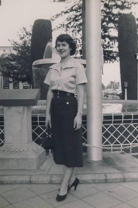 Mom age 17ish