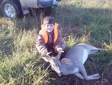 Hunter&#39;s deer 101808 (2)