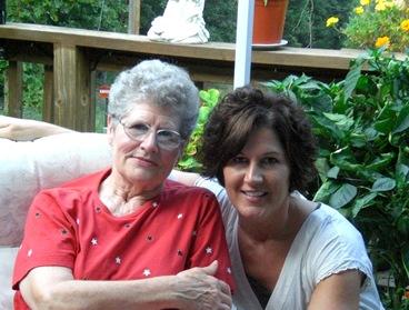 Mom and me (2)