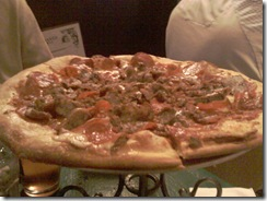 New York Pizza from Abbodanza