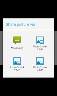 Photo Shrink - screenshot