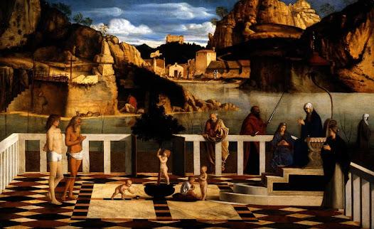 Bellini Giovanni, Sacra allegoria