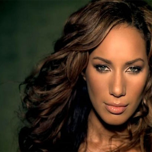 Leona Lewis! LOGO-APP點子