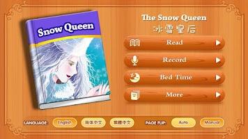 Screenshot of The Snow Queen