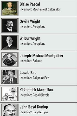 General Inventions