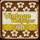 Vintage Wallpaper HD icon