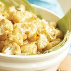 Cauliflower Popcorn - Roasted Cauliflower