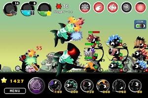 Screenshot of Defen-G Astro POP