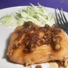 Salmon Steak in Caramel Sauce (Vietnamese Ca Kho)
