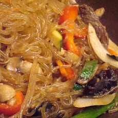 Korean Beef Noodles (Seoul Food)