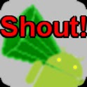 Shout 1.5- Hands Free Texting! icon