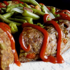 Green olive meatloaf