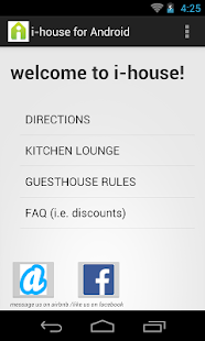 i-house for Android - screenshot