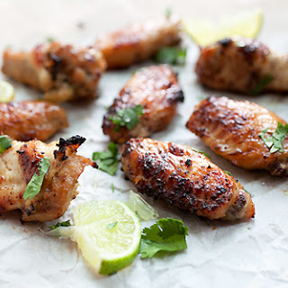 Lemongrass BBQ Wings