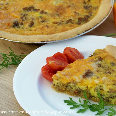 Breakfast Quiche
