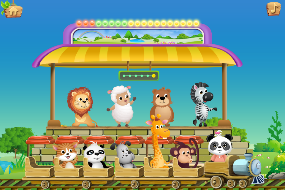 Lola's Math Train Learn Basics Screenshot 14