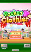 Screenshot of Pocket Clothier Lite