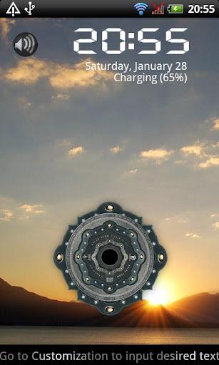【免費個人化App】Metal Wave Free- Magic Locker-APP點子