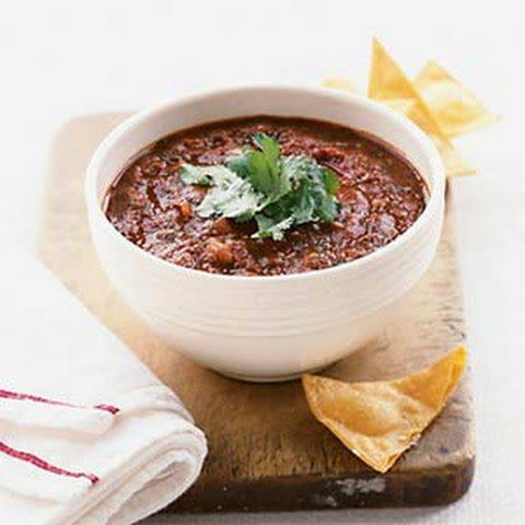 Roasted Garlic and Chipotle Salsa