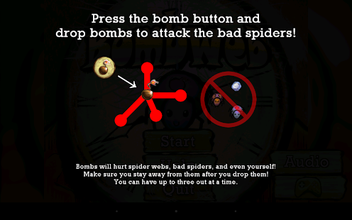 Bombweb Screenshot