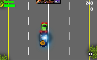 Screenshot of Police Chase