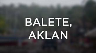 Balete, Aklan