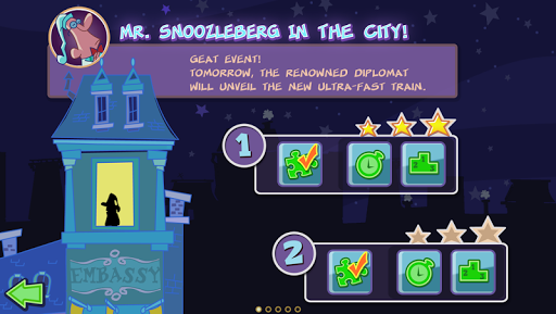 Mr Snoozleberg - screenshot