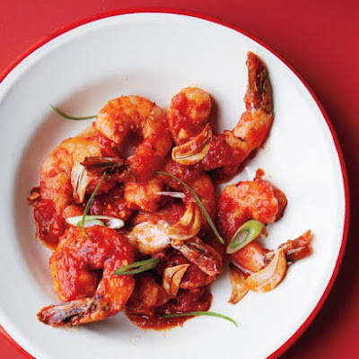 Spicy Shrimp Marinara