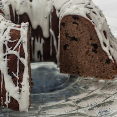 Gingerbread Cake with Ginger Glaze