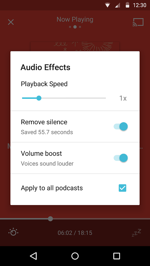 Pocket Casts Screenshot 7