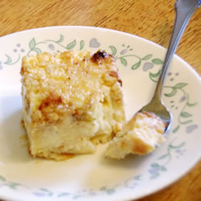 Rice Pudding Cake