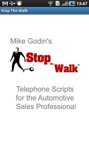 Stop the Walk Lite version