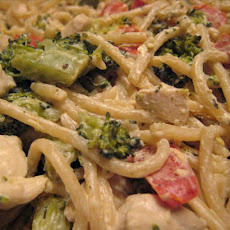 Creamy Chicken & Broccoli