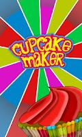 Screenshot of Cupcake Maker