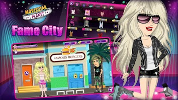 Screenshot of Fame City