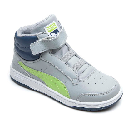 Puma Full Court High Top Toddler HIGH TOP