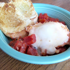 Italian Egg and Tomatoes