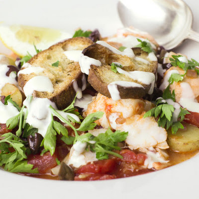 Provencial Fish Stew